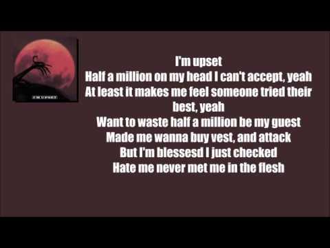 Drake - I'm Upset (Official Lyrics)
