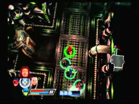 Let's Play X-Men Legends 2: ROA Part 33 - More Core Con-Fusion