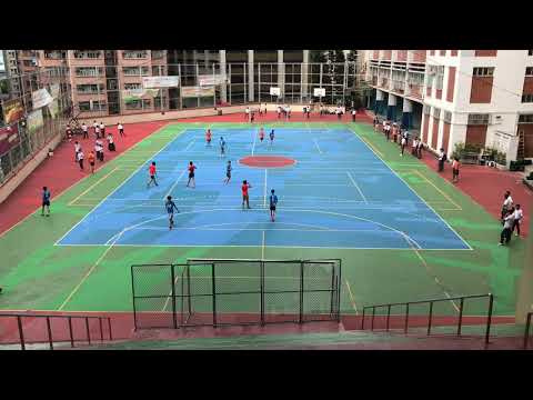 9th Oct Senior Inter-House Football Competition : Tulip VS Thistle