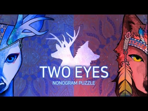 Two Eyes - Nonogram Android official trailer
