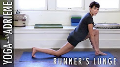 Runner's Lunge - Foundations of Yoga