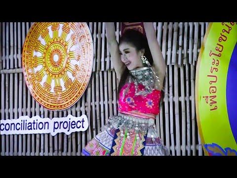นางนพมาศ เบอร์ 5 แสดงความสามารถเต้นสุดๆ Mix Dance.