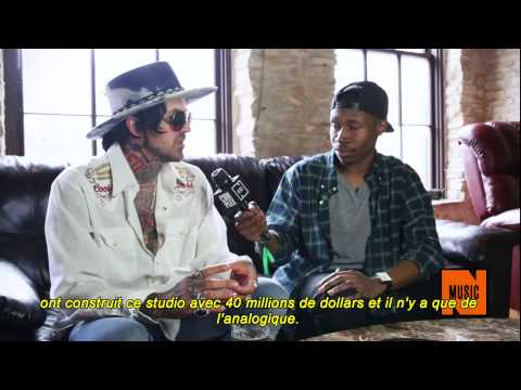 Yelawolf Love Story SXSW - Interview pour Complex - VOSTFR