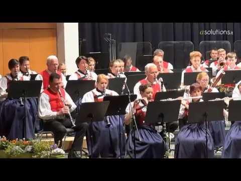 Einzug der Gladiatoren - Julius Fucik; Musikkapelle Vahrn; Dirigent Toni Profanter