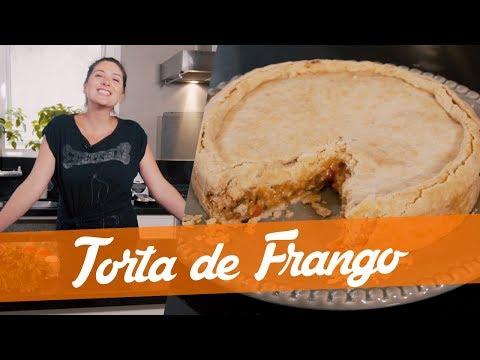 TORTA DE FRANGO DA TIA KELLY - Carol Fiorentino
