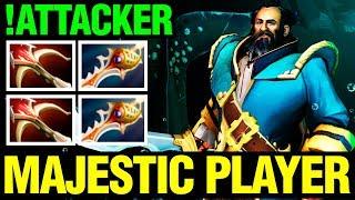 Majestic Player - THE BEST KUNKKA IN THE WORLD - !Attacker 7.14 - Dota 2