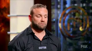 Cutter from Masterchef is Kenny Powers