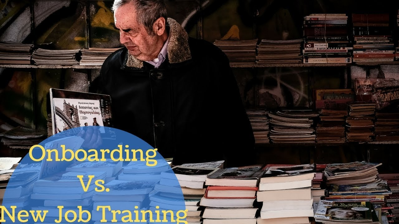 Onboarding vs New Job Training In Clinical Research