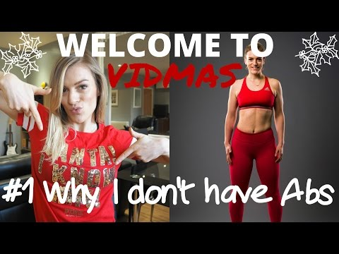 Vidmas #1   Why I don't have Abs