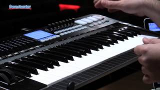 Samson Graphite 49 Keyboard Controller Demo - Sweetwater Sound
