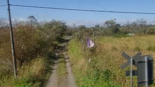 2017釧路湿原 ノロッコ号 (塘路駅発~遠矢駅まで)