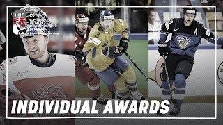 Heroics of the Award Winners | #IIHFWorlds 2018