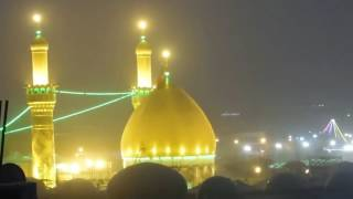 Most Beautiful Azan ever heard Live Azan in Karbala Shrine Hazrat Imam Hussain a.s