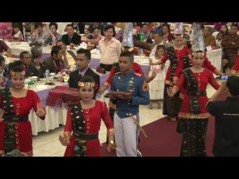 Boru Panggoaran - Abidin Simamora on Edward & Yolanda's Wedding
