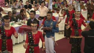Download lagu Boru Panggoaran - Abidin Simamora on Edward & Yolanda's Wedding