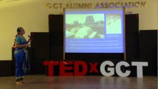 Cosmic Dance and Science Perspective on Chola bronzes | Dr.Sharada Srinivasan | TEDxGCT