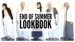End Of Summer LOOKBOOK | Fashionwithfaith