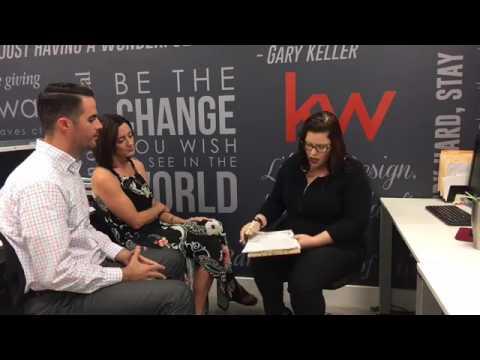 Saria Finkelstein LIVE buyer consultation 2017