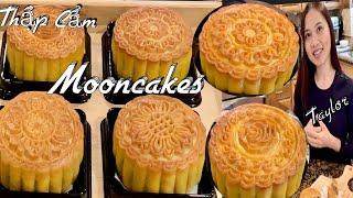 Bánh Trung Thu - Cách Làm Bánh Trung Thu Thập Cẩm Gà Quay Rất là Mềm, Chuẩn Vị - Mixed Nuts Mooncake
