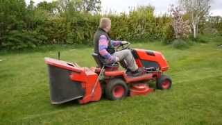 Countax K15 Ride on Mower - On Ebay