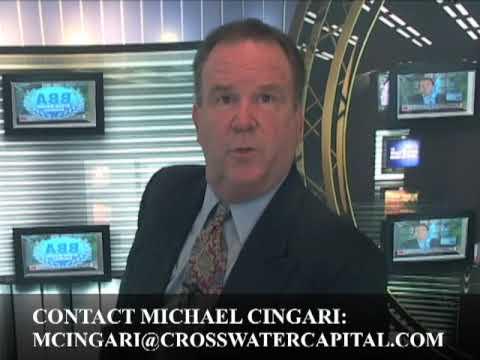 Michael Cingari - CrossWater Capital