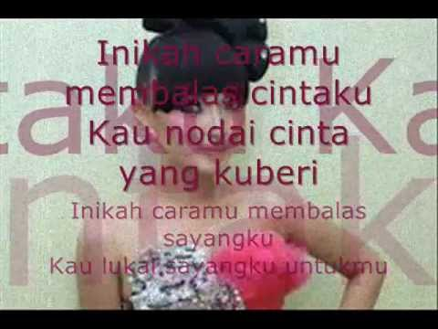 Zaskia Gotik - Sudah Cukup Sudah ( Lyric)