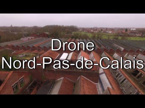 Images de drones dans le Nord-Pas-de-Calais