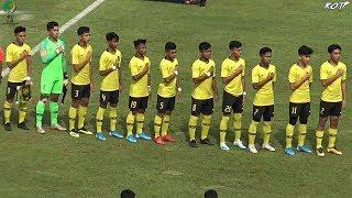 Malaysia 2 - 2 Japan (Highlight HD - AFC U16 2020 Qualify - 22/9/2019)