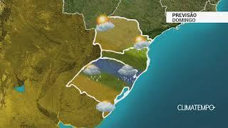 Previsão Sul – Frente fria avança pelo litoral da Região