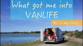 22 year old girl moved into a van - this is her story