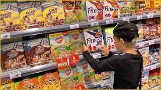 Vlog Кукурузные Хлопья Nestle Gold Cocopops Nestle Nesquik завтрак Fitness Kosmostars