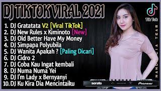 DJ TIKTOK TERBARU 2021 - DJ GRATATATA TIK TOK FULL BASS VIRAL REMIX TERBARU 2021