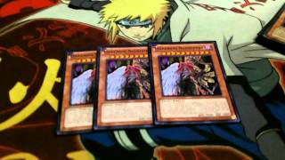 YuGiOh Evil HERO Dark Gaia Deck Ryan Bewley