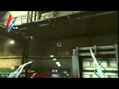 "DISHONORED:THE KNIFE OF DUNWALL ""ALL COINS"" MISSION#01"