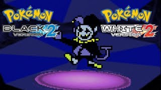 THE WORLD REVOLVING (Jevil's Battle Theme) - Pokémon Black/White 2 Remix - DELTARUNE (Undertale 2)