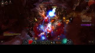 Diablo 3 PTR 2.6.2 Necromencer Thorns GR 112 P1400