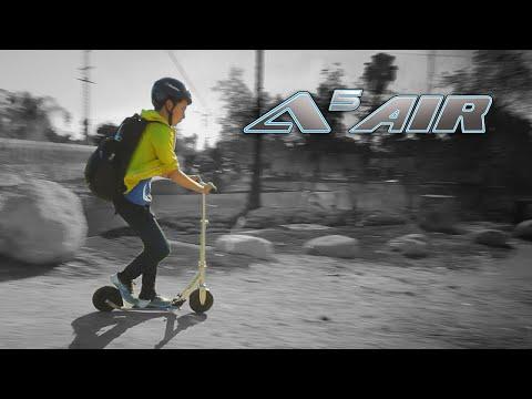 Razor A5 Air Big Wheel Commuter Kick Scooter