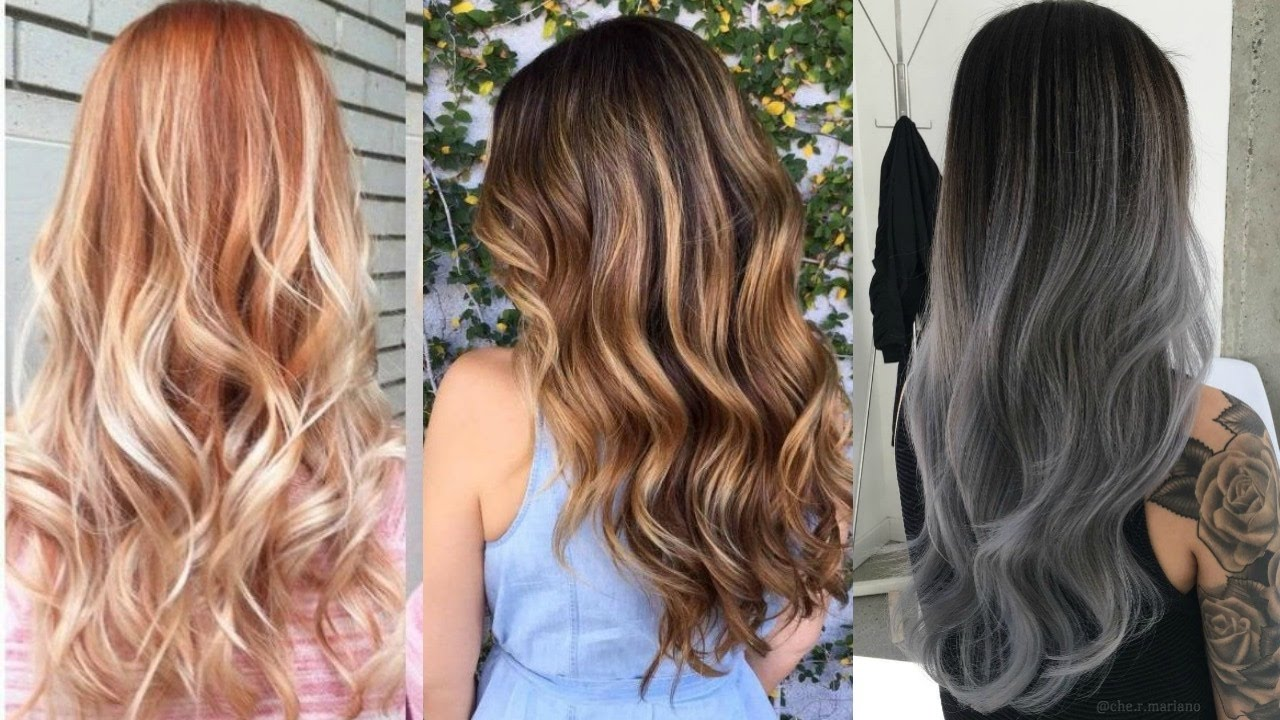 Los colores de pelo m s lindos 2017 tendencias de - Tendencias cortinas 2017 ...