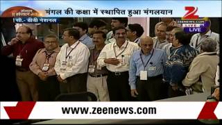 Mars mission successful, India creates history