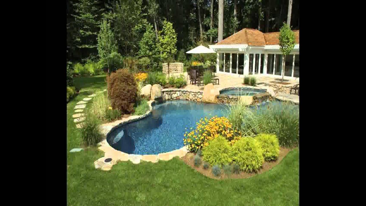 Pool Deck Decorating Ideas | Desainrumahkeren.com