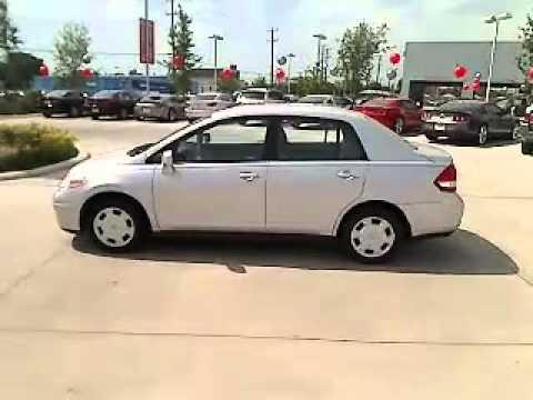 2007 Nissan Versa Sedan San Antonio Tx N121188b Youtube