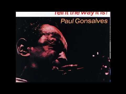 Paul Gonsalves – Tell It The Way It Is! (1963) (Full Album)