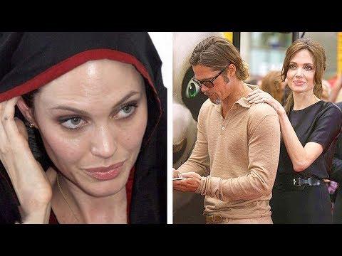 15 СТРОГИХ ПРАВИЛ, которым Анджелина Джоли ЗАСТАВЛЯЛА СЛЕДОВАТЬ Брэда Питта