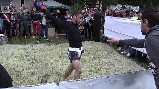 Мужик уработал чемпиона за 3 секунды !!!