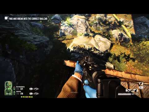 PAYDAY 2 - Train Heist [OLD] Death Wish, Full Stealth, All Loot Possible + Transport Downtown.