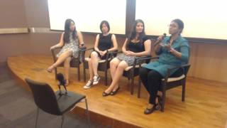 Panel discussion - Career Options in the Tech Industry - TechLadies Bootcamp - Info Session