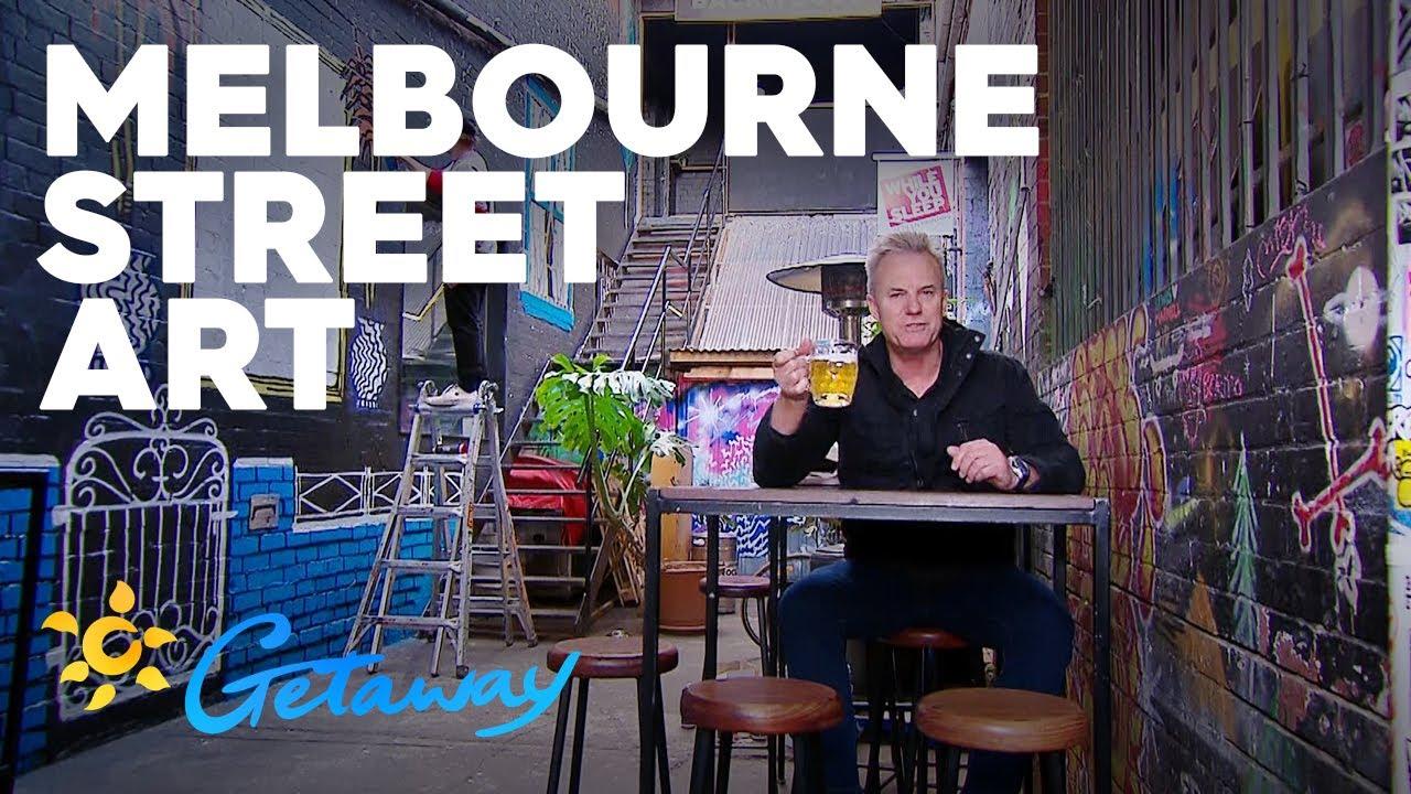 Melbourne Street Art | Getaway 2019