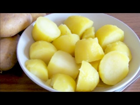 Howto: Cook/ Boil Potatoes In a Microwave! (Easy & Simple Method)