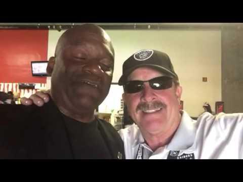 Charlie Santana Jr's Dad Got Raiders Back To Oakland - Zennie62