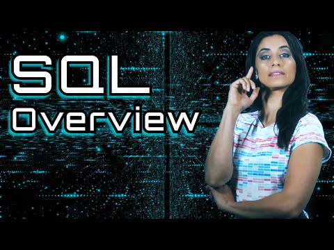 SQL - A Quick Overview  |¦| SQL Tutorial |¦| SQL for Beginners